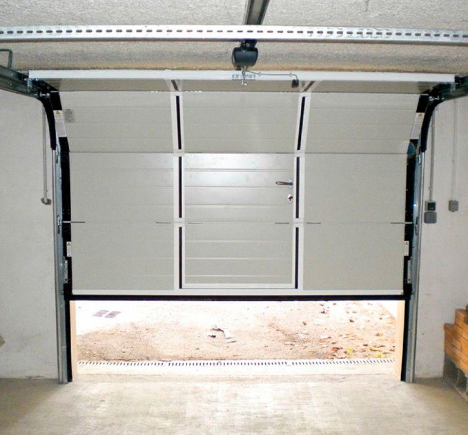 Motorizar puerta seccional garaje barcelona - Motores puertas automaticas precios ...