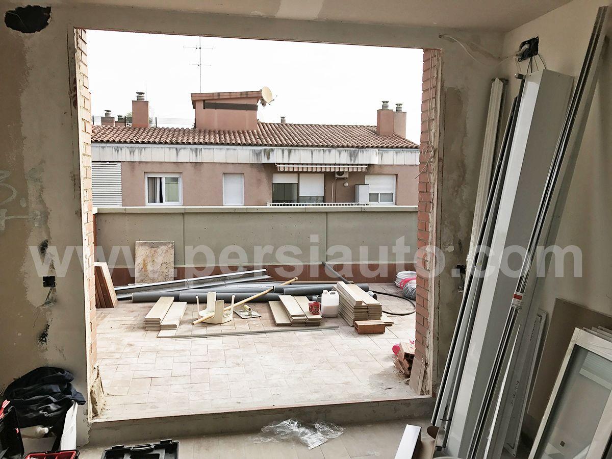 Carpintería aluminio Barcelona