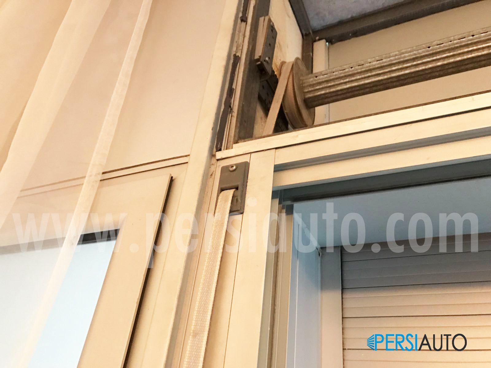 Cambiar cinta persiana compacta latest free cheap great - Colocar cinta persiana ...