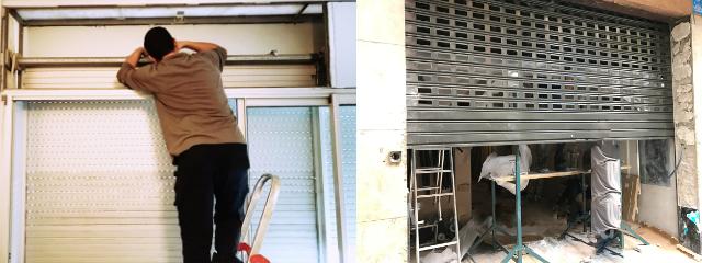 Reparar persianas Barcelona